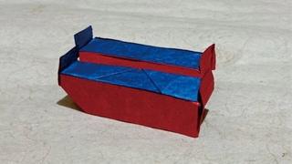 3D Schröder Staircase - Origami