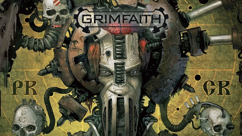 GRIMFAITH - Preacher Creature (2013) Full Album Official (Gothic Metal)