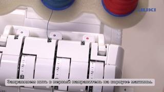 Видео инструкция по заправке МО-735
