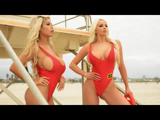 Amia Miley, Anna Bell Peaks, Assh Lee, Bridgette B, Cory Chase, Madison Ivy, Nicolette Shea - Best of Brazzers: Summer Edition