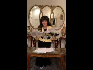Dr. Michelle Corral The Supernatural Secrets of Rosh Hashanah and Your Victory