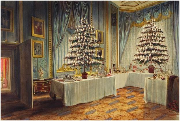 Рождество и Новый год в царской семье. Часть вторая., изображение №17