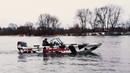 Лодка БРАКОНЬЕРОВ для спортивной рыбалки?! Обзор лодки Барракуда с мотором ямаха 250 л.с