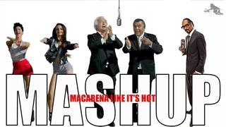 Los del Rio Vs Snoop Dogg - Macarena like it's hot - Paolo Monti mashup 2020