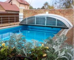 Павильоны для бассейна Laguna Pools в  Москве