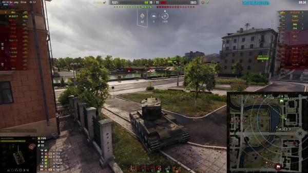 Подкрутка от ВГ - Нереальные выстрелы на КВ-2 - World of Tanks лучший бой ТТ СССР