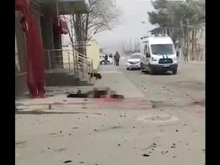 Шесть человек пострадали при взрыве у здания УФСБ в Карачаево Черкесии строго 18+