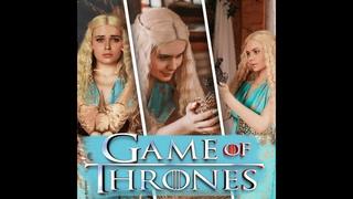💖 Дейенерис Таргариен - Игра престолов. Косплей 💖 Daenerys Targaryen-Game of Thrones. Cosplay 💖