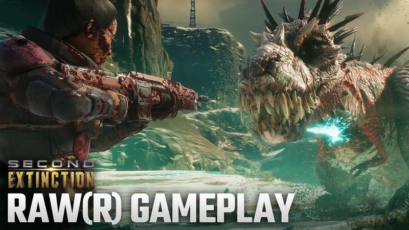 Second Extinction Raw r Gameplay