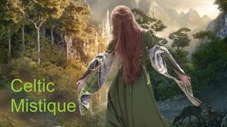 Celtic Mystique Music - Beautiful, Meditative Flute & Harp Music for deep relaxation.