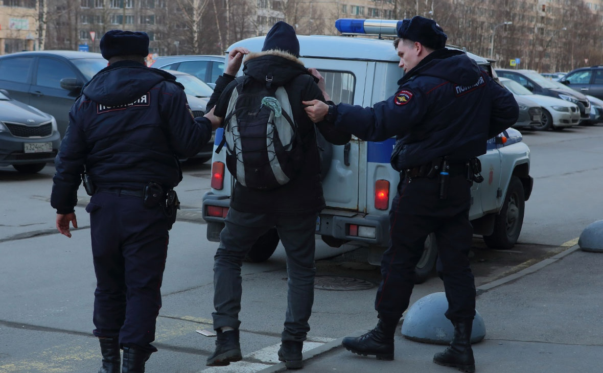 Стажировка в полиции