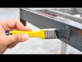 Супер краска своими руками,в гараже/Самый легкий способ. Homemade paint/Colorful Painting