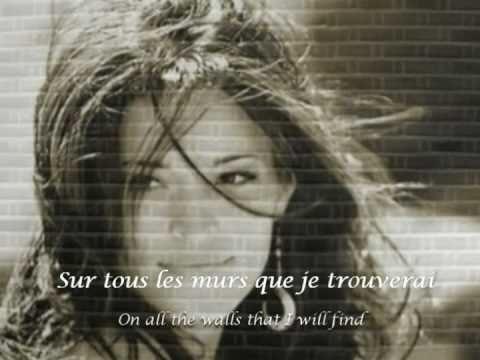 Francis Cabrel - Je t'aimais, je t'aime et je t'aimerai (with lyrics)