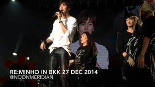 [HD FanCam] LeeMinHo ลีมินโฮ RE:MINHO Bangkok : Say Yes