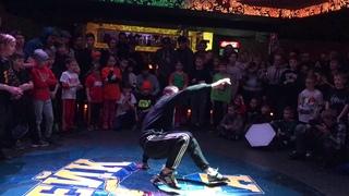 Bboy PacMan - судейский на Break Liga Ukraine   Breaking   Bboying   Break Dance