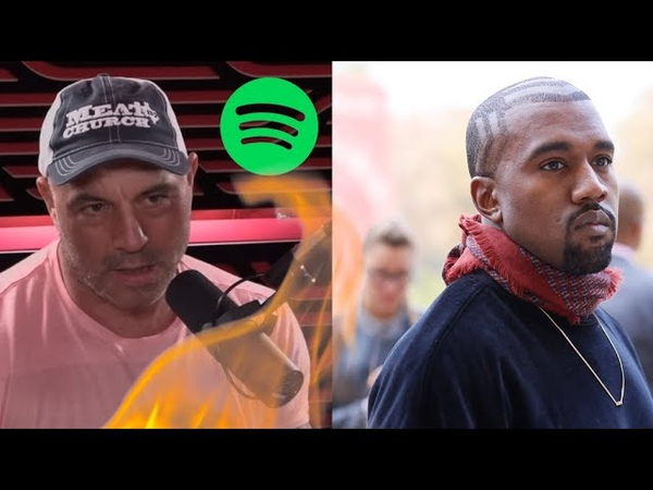 Joe Rogan Apologizes To Left Wing Media Not Right Wing Censorship Kanye West Twitter Storm