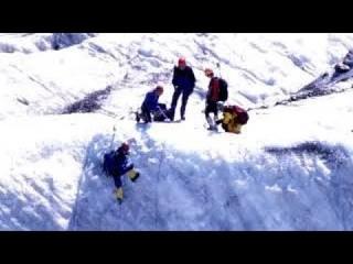 """Рассказ альпинистки: """"Меня раздавило камнем... Время пошло вспять"""" Реж. Царёва"""