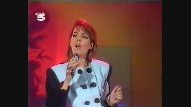 Sandra - Secret Land (Live Tele5 RSH Gold 02.01.1989)