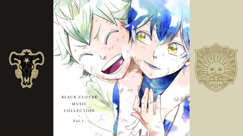 Magu Black Clover OST Music Collection Vol 1 12