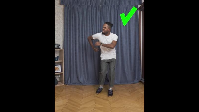 Советы от Адониса Сантьяго для тех кто танцует румбу