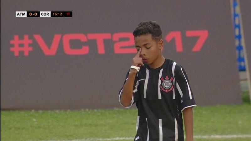 Atletico Madrid - Corinthians 4-0 (Quarter Final)