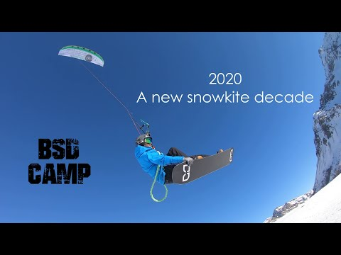 2020 A new snowkite decade