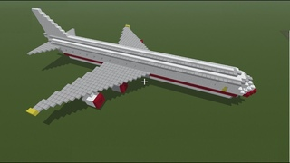 Minecraft, Airplane Tutorial
