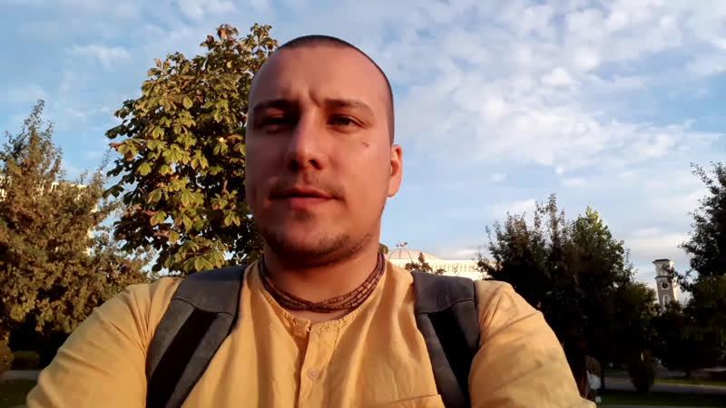 21.10.2019 — HARE KRISHNA MANTRABOX 1.2 — Абхирам Сагитдин в Ташкенте (часть 1)