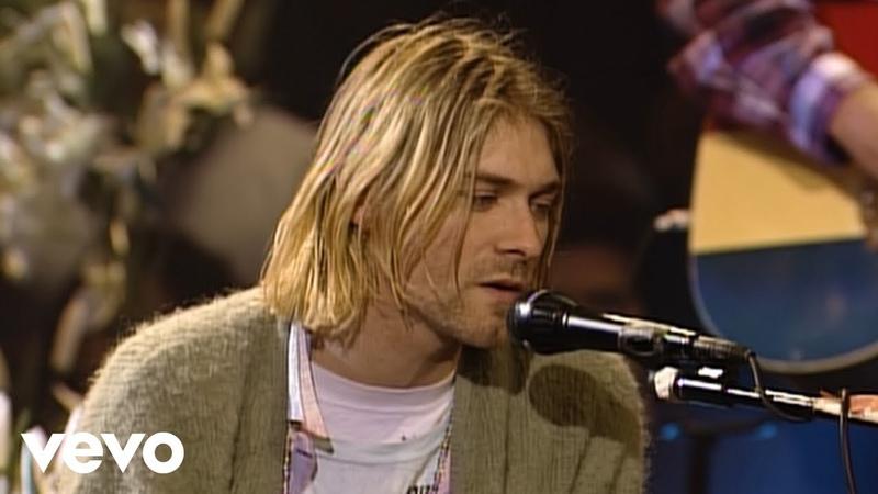 Nirvana - Plateau (Live On MTV Unplugged, 1993 Unedited)