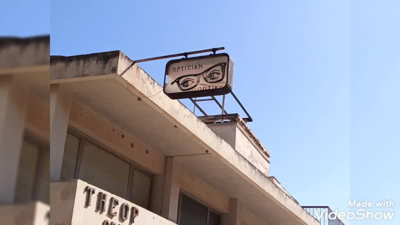 Город призрак Вороша открылся на Северном Кипре mp4