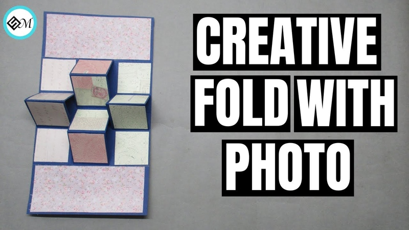 Creative Fold With Photo Sugi Majhi