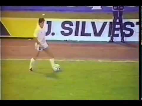 Santos 2x1 Flamengo [Final Brasileirão 1983]