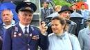 Празднование 50 летия освобождения города Олонца 1944 - 1994 год