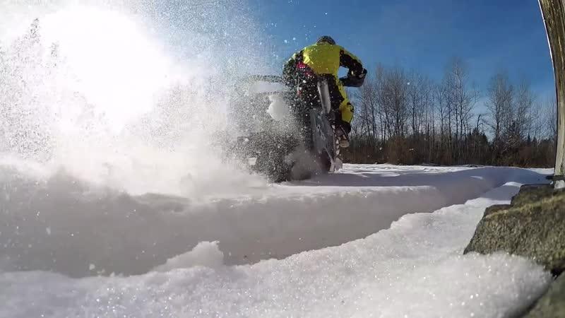 2021 Beta RR 300 SnowBike