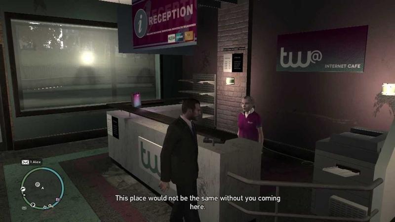 The girl Niko can't date GTA IV