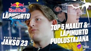 VALOKEILASSA: Axel Rindell & U20-pelaajien TOP5-maalit! - Red Bull Läpimurto - Jakso 23