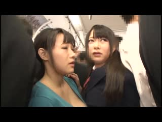 Shibuya kaho, natsuko mishima mother daughter yuri companion crazy train molest
