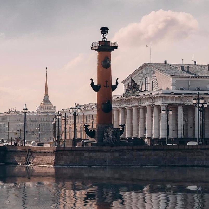 «Простор Невы…» Галина Пушкина.