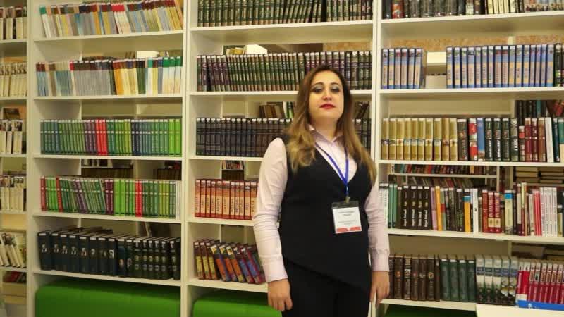 Библиотекарь моё призвание