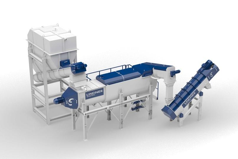 Lindner Washtech: CeDo выбирает технологию мойки Lindner для производства высококачественного измельченного материала, изображение №6