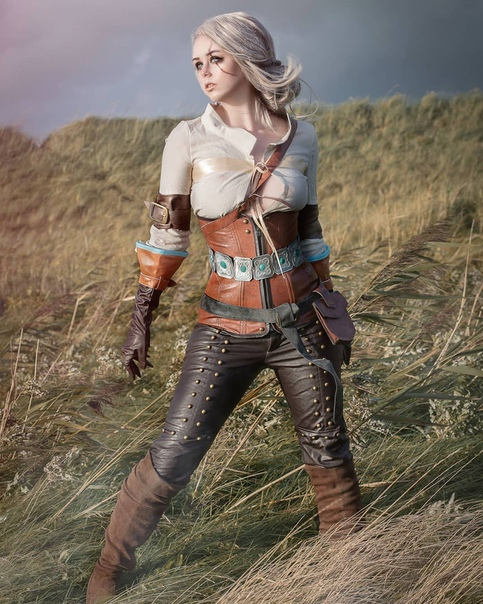 Ciri Cosplay By Lyrota The Geek Zoig 1