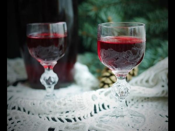 Домашняя вишневая настойка на водке без косточек рецепт