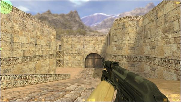 Что такое V, P, W модели оружия в CS?, изображение №1