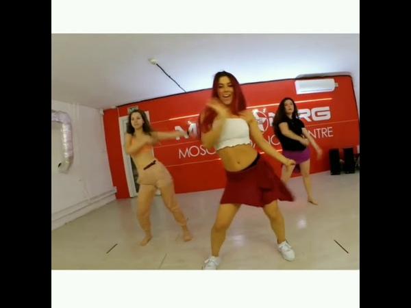 El Corazon Latin Fusion Choreo by Jane Kornienko Dance classes in Raisky MDC NRG