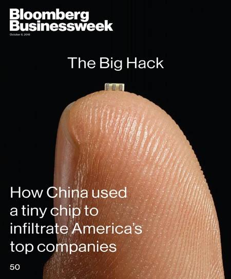 Bloomberg Businessweek 10.8.2018