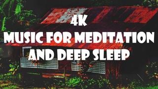 4К | Great music for meditation and deep sleep 🌌