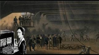 Карина Алфёрова – Телеграф. Загадка прокладки подводных кабелей в 19 веке (Житель TV)