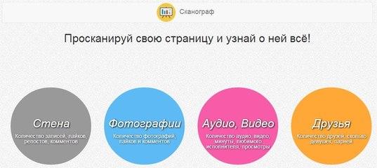 Сканограф - Узнай всё   ВКонтакте