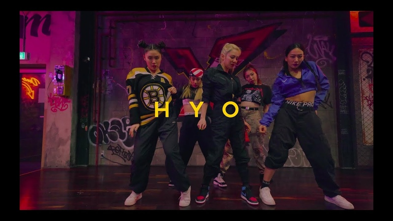 HYO PERFORMANCE VIDEO Press - Cardi B