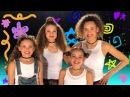 Gwen Stefani - Hollaback Girl | Behind The Scenes (Haschak Sisters)